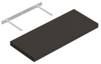 Полка Domax FS 60/24 SZ / 65091 (серый) -