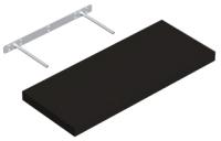 Полка Domax FS 60/24 / 65092 (черный) -