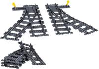 Элемент железной дороги Zhe Gao City Набор рельс для поездов / QL0315 -