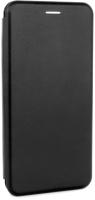 Чехол-книжка Case Magnetic Flip для Redmi Note 9 Pro/9S (черный) -