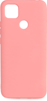 Чехол-накладка Case Cheap Liquid для Redmi 9С (светло-розовый) -