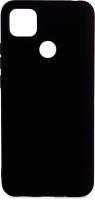 Чехол-накладка Case Cheap Liquid для Redmi 9С (черный) -
