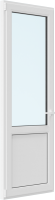 Дверь балконная Rehau Elementis Kale Поворотно-откидная внизу с/п левая 3 стекла (700x2100x70) -