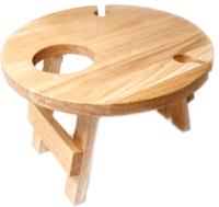 Винный столик-сувенир Лида-Балтия 2 (натуральный) -