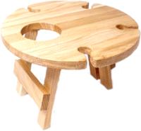Винный столик-сувенир Лида-Балтия 4 (натуральный) -