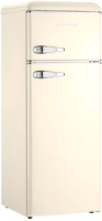 Холодильник с морозильником Snaige FR24SM-PRC30E -
