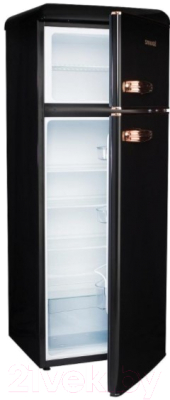 Холодильник с морозильником Snaige FR24SM-PRJC0E