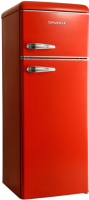 Холодильник с морозильником Snaige FR24SM-PRR50E -