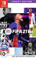 Игра для игровой консоли Nintendo Switch FIFA 21 Legacy Edition -