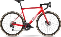Велосипед BMC Teammachine SLR01 Disc Four / SLR01DiscFour (51, красный/белый/карбон) -