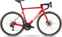 Велосипед BMC Teammachine SLR01 Disc Three / SLR01DiscThree (51, красный/белый/карбон) -