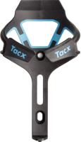 Держатель для фляги велосипедный Tacx Ciro / T6500.25 (черный/голубой) -