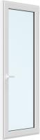 Дверь балконная Rehau Roto Поворотно-откидная без импоста правая 3 стекла (600x2000x70) -