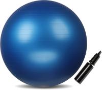 Гимнастический мяч Indigo Anti-Burst IN002 (75см, синий) -