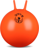 Фитбол гладкий Indigo IN004 (55см, оранжевый) -