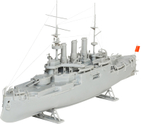 Сборная модель Огонек Броненосец Потемкин / С-180 -