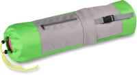 Чехол для коврика Спортивные мастерские SM-369 (салатовый/серый) -