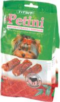 Лакомство для собак TiTBiT Petini Колбаски с телятиной / 2643 (60г) -