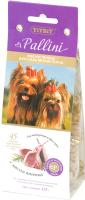 Лакомство для собак TiTBiT Pallini Печенье с ягненком / 001059 (125г) -