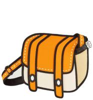Сумка Jump From Paper Cheese / JFP007 (оранжевый) -