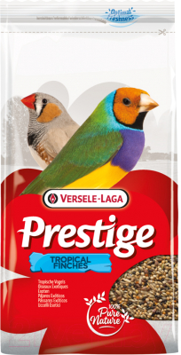 Корм для птиц Versele-Laga Tropical Finches Prestige для тропических птиц / 421520
