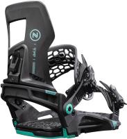 Крепления для сноуборда Nidecker 2020-21 Kaon W (M, Black) -