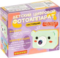 Детский фотоаппарат Bondibon Мишка / ВВ4904 -