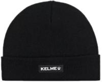 Шапка Kelme Knitted Cap Uni / 9886506-000 (черный) -