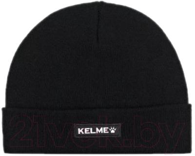 Шапка Kelme Knitted Cap Uni / 9886506-000 (черный)