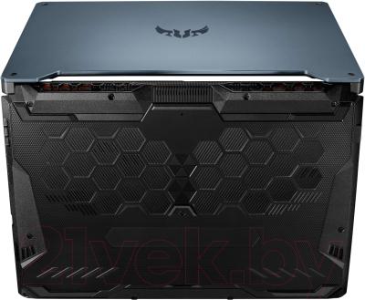 Игровой ноутбук Asus TUF Gaming F15 FX506LU-HN002