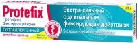 Крем для фиксации зубных протезов Protefix №1 Гипоаллергенный экстра-сильный (40мл) -