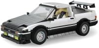 Конструктор CaDa Toyota AE86 / C61019W (1234эл) -