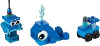 Конструктор Lego Classic Набор для конструирования / 11006 (синий) -