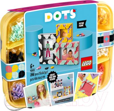 Конструктор Lego Dots Креативные фоторамки / 41914