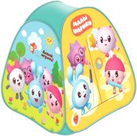 Детская игровая палатка Играем вместе Малышарики / 4587958 -