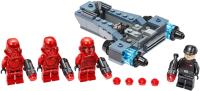 Конструктор Lego Star Wars Боевой набор: штурмовики ситхов / 75266 -