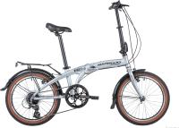 Велосипед Novatrack TG-20 20FATG8SV.CP20 -