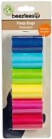 Пакеты для выгула собак Beeztees Rainbow / 795086 (6х20шт) -