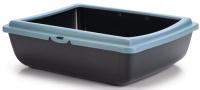 Туалет-лоток Beeztees PanJuliet ЭКО / 400534 (синий) -