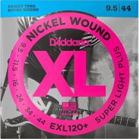 Струны для электрогитары D'Addario EXL120+ -