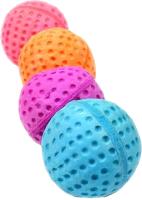 Набор игрушек для кошек Beeztees Мяч мягкий / 425300 (4шт) -