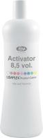 Крем для окисления краски Lisap Lisaplex Pastel Color Activator 8.5% vol 2.5% (1л) -