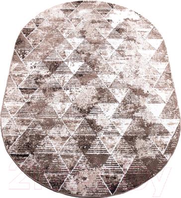 Ковер Белка Лайла Де Люкс Овал 15850 10842 (1.2x1.7)