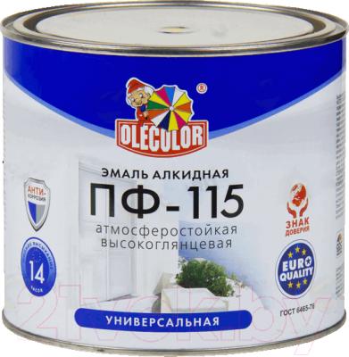 Эмаль Olecolor ПФ-115