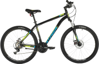 Велосипед Stinger Element Evo 26AHD.ELEMEVO.16BK1 (16, черный) -