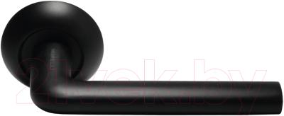 Ручка дверная Morelli Колонна DIY MH-03 BL