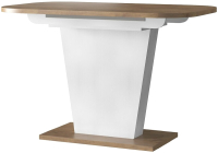 Обеденный стол Eligard Sheldon 118(157)х72х76 (дуб натуральный) -