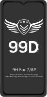 Защитное стекло для телефона SNT для Redmi 9A/9C (черный) -