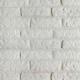 Декоративный камень Royal Legend Венеция белый 32-010 (250/230х57х11) -