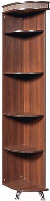 Угловое окончание для шкафа Мебель-КМК Угловая П 0364.6 правая